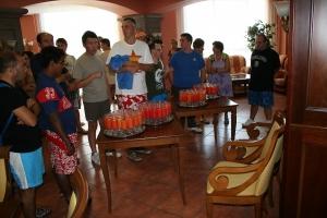 Viaje Peníscola 2011- De Camino A La Playa (Javier Y Miguel A.)