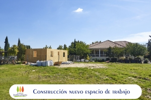 Construcción nuevo espacio de trabajo