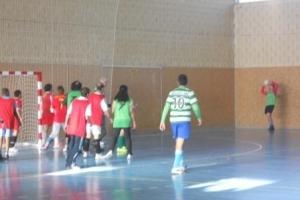 Fiesta De Navidad 2011 - Partido De Fútbol Entre Centros