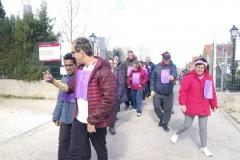 Marcha por la mujer